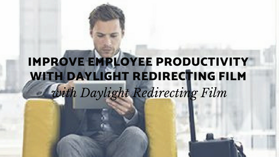 Improve Employee Productivity with Daylight Redirecting Film in Your Colorado Springs Office