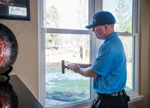 window film cleaning and care information